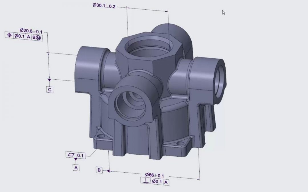 Geometrical Dimensioning and Tolerancing (GD&T)
