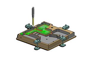 CATIA V5 TRAINING – PRISMATIC MACHINING